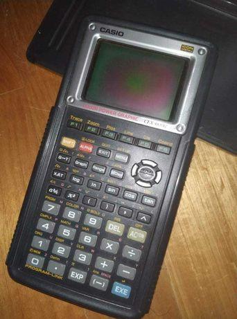 Calculadora Gráfica Casio Cfx-9800g
