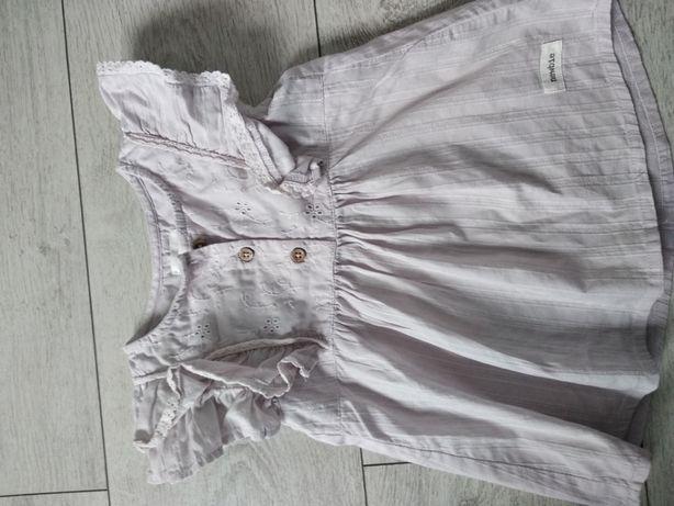 Bluzka/sukienka Newbie 86