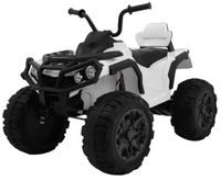 Pojazd Quad ATV 2.4G Biały