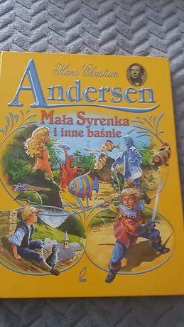 """Książka ,,Mała Syrenka i inne baśnie""""-Hams Christian Andersen *Nowa"""