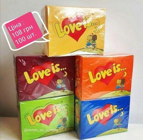 Жуйки та інше від  Love is...