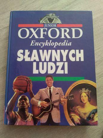 Encyklopedia Sławnych Ludzi. Junior Oxford.