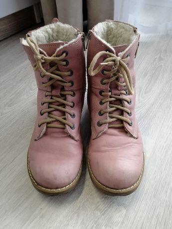 Buty zimowe firmy EMEL dla dziewczynki