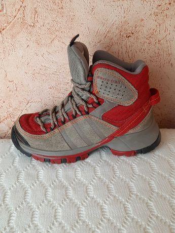 adidas Tex Хайтопы кроссовки 29р.р(18см) замша