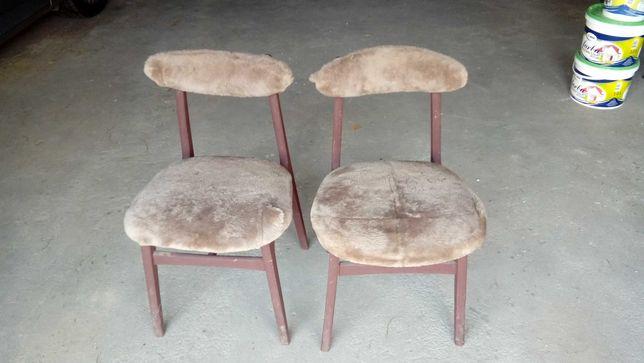 Za darmo Krzesła na działkę, do altany, domu na wsi, za darmo