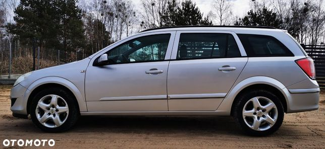 Opel Astra OPEL ASTRA 2008 Prywatne ogłoszenie !! JEDEN właściciel od 2011 DIESEL