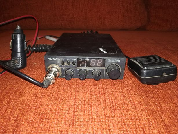 Radio cb uniden pro 520xl