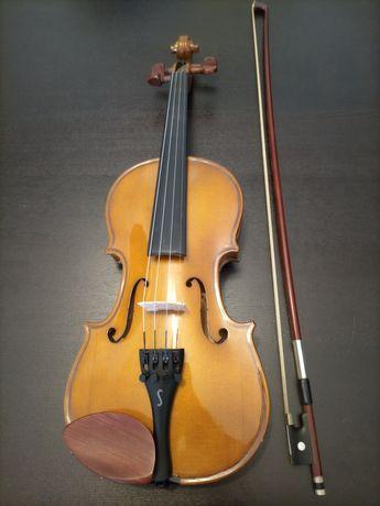 Violino de estudante marca Stentor tamanho 1/2