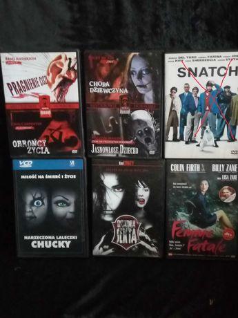 Filmy dvd różne .