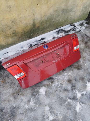 Klapa tył tylna bagażnika saab 93 9-3 kod lakieru 294 sedan