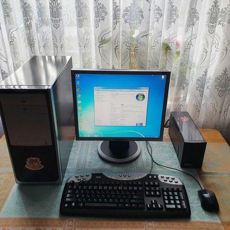 Персональний пк у комплекті (Монітор, мишка, клавіатура, ДБЖ)