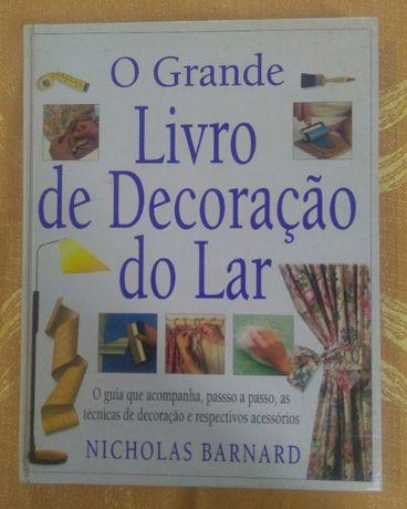 O grande livro de decoração do Lar