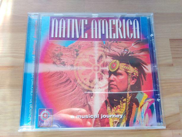 Native American, muzyka indiańska, indian ameryki CD