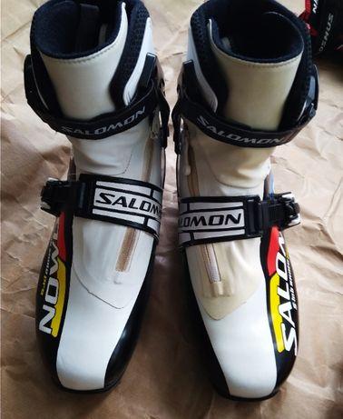 Беговые ботинки Salomon LAB Carbon не Fischer для лыжероллеры лыжи
