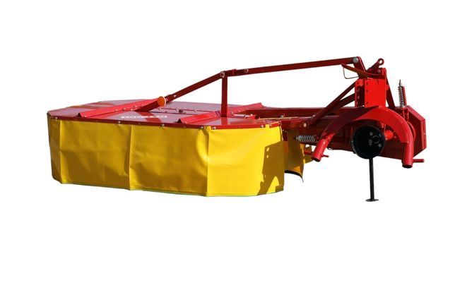 Kosiarka Rotacyjna 1,65m TAD-LEN osłona blaszana plandeka TRANSPORT