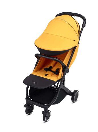 Прогулянкова коляска Anex Air-X (Ax-04/L Yellow) + дощовик, сумка