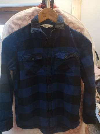 Koszula flanelowa H&m roz. 146