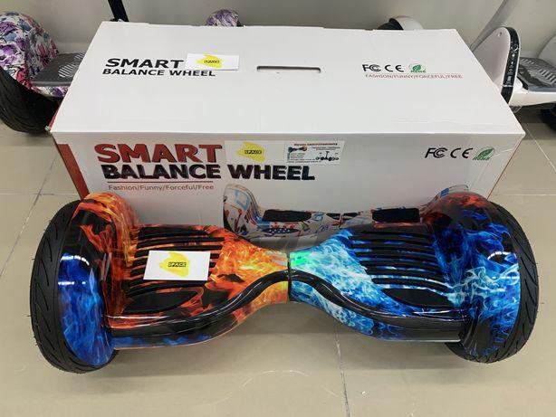 Гироборд Smart Balance 10.5 , надувные колеса