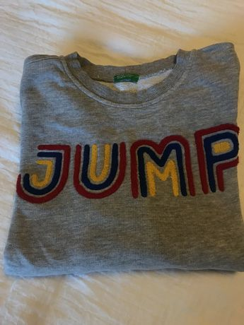 Vendo swetshirt , rapaz, tamanho 10/11, Benetton