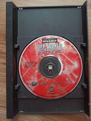 "Gra Off-World Interceptor Extreme"" SEGA SATURN NTSC"