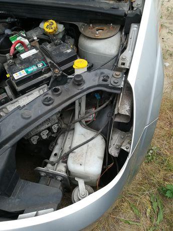 Zbiornik spryskiwaczy Ford Fiesta mk6