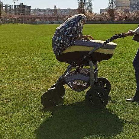 Детская коляска с двумя модулями. Черкассы