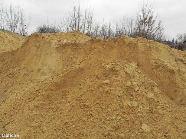 sprzedam piasek podsypkowy
