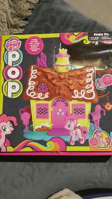 Dom domek do złożenia My Little Pony