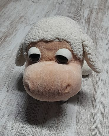 Peluche ovelha em ótimo estado