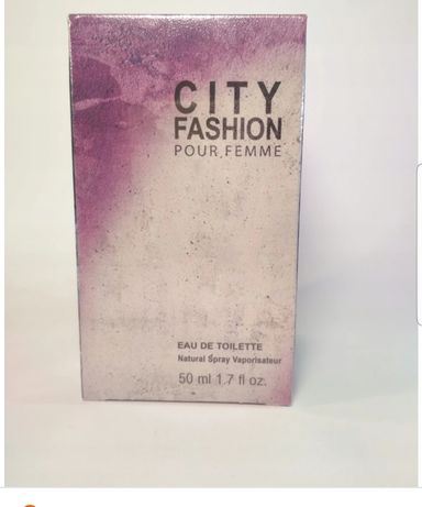 Perfumy City Fashion