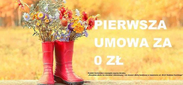Jesienna oferta pierwsza pożyczka za 0 zł!!!