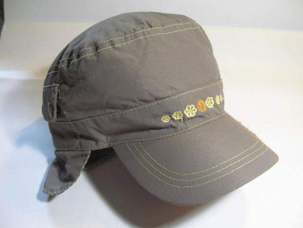 шапка демисезонная mini ungava,оригинал китай,разм.54 см.