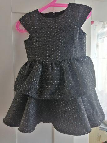 Śliczna sukieneczka Reserved 98