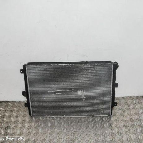 AUDI: 1K0121251AB Radiador de água AUDI TT (8J3) 2.0 TDI quattro