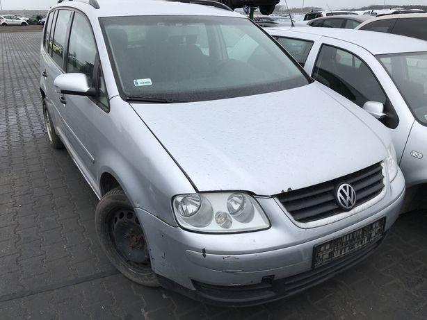 Volkswagen touran wszystkie czesci