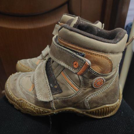 Ботинки на мальчика miniman