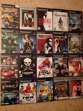 Jogos PlayStation 2 (Diversos)
