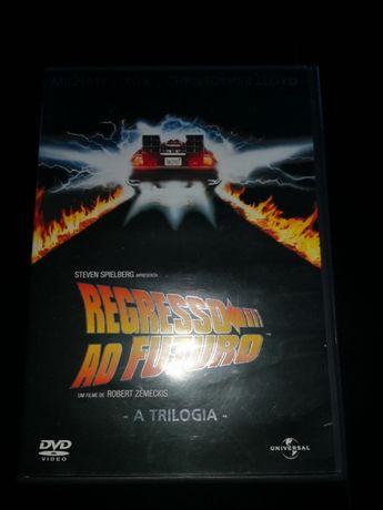 Vendo Filme Regresso ao Futuro Trilogia DVD