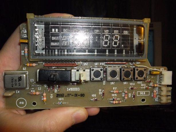 Таймер от видеомагнитофона Электроника ВМ-12
