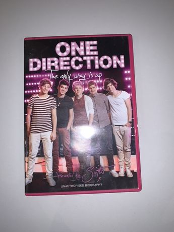 Płyta DVD One Direction: The only way is up!