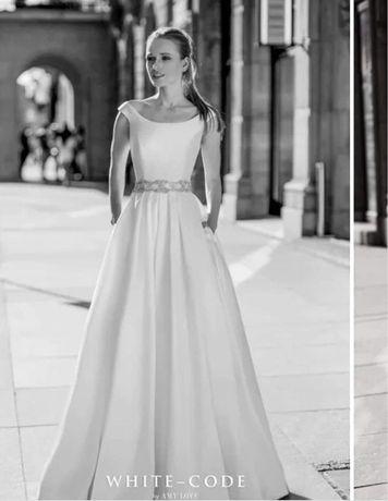 Amy love suknia ślubna kolekcja White code model Catie