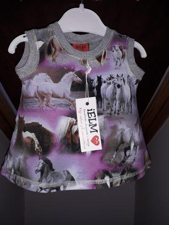 Sukienka iELM r. 0-3 M - Nowa