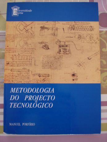 Metodologia do Projecto Tecnológico - Univ. Aberta