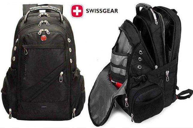 Рюкзак прочный SweesGear 8810.ЧЁРНЫЙ+дождевик