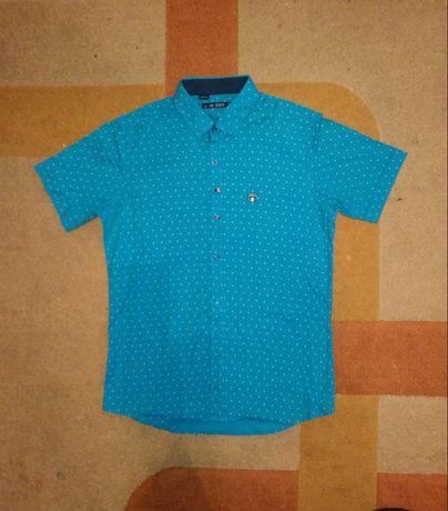 Лёгенькая летняя рубашка bazzolo