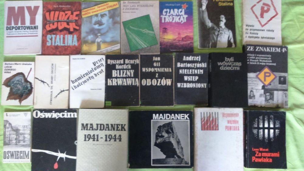 Książki wojenne - tematyka obozowa Żory - image 1