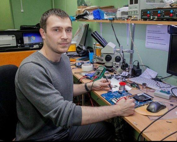 Компютерный мастер,частник с выездом на дом