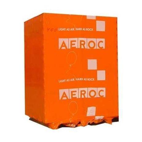 Газоблок Аерок та Стоунлайт від 1830 грн/м3