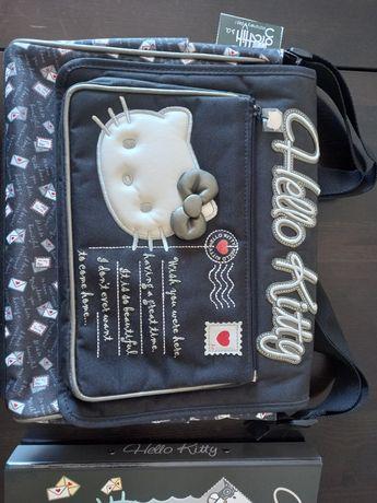 Carteira e Pasta de Arquivo Hello Kitty