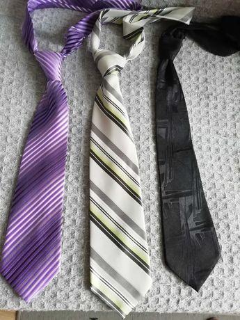 Zestaw 3x krawat męski